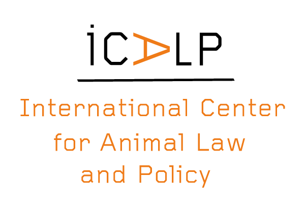 ICALP, International Center for Animal Law and Policy