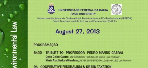 II International Seminar On Comparative Environmental Law