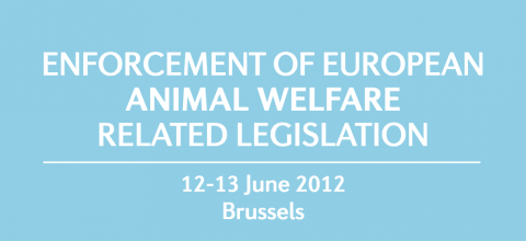 Enforcement of European animal welfare