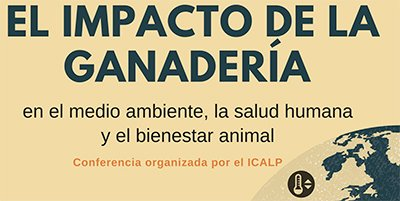Conference: The impact of livestock on the environment and