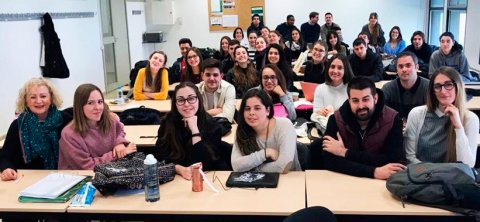 Animal Law and Animal Welfare course at the Faculty of Law of the UAB